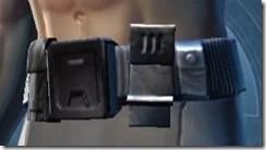 Exterminator Male Belt