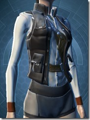 Interstellar Privateer Female Jacket