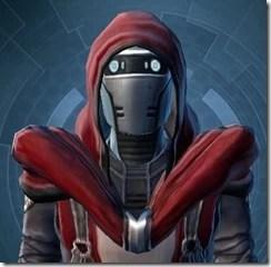 Molytex Faceguard Imp Doesn't Hide Hood