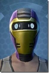 Molytex Faceguard Imp Dyed Front