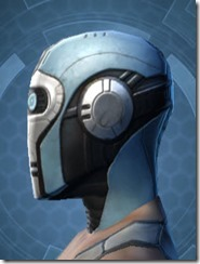 Molytex Faceguard Imp - Female Left