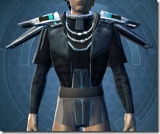 Zeyd-Cloth Tunic Imp - Male Front