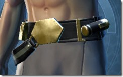 Cynosure Agent Male Belt