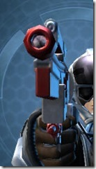 Cynosure Blaster Pistol Front