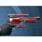 Cynosure Combat Medic / Combat Tech / Eliminator / Supercommando Blaster Pistol / Offhand Blaster
