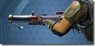 Cynosure Blaster Rifle Left