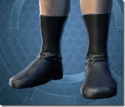 Cynosure Consular Male Boots