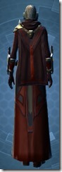 Cynosure Inquisitor - Female Back
