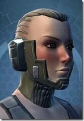 Cynosure Inquisitor Female Headgear