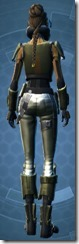 Cynosure Trooper - Female Back