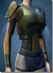 Cynosure Trooper Female Body Armor