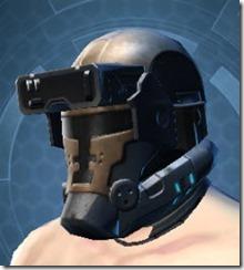 Cynosure Trooper Male Helmet