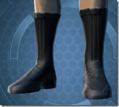 Cynosure Warrior Male Boots