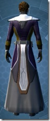 Defiant MK-1 Consular Dyed Back