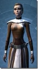Defiant MK-1 Consular - Female Close
