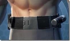 Defiant MK-1 Consular Male Belt