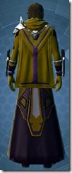 Defiant MK-1 Inquisitor Dyed Back