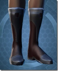 Defiant MK-1 Inquisitor Female Boots