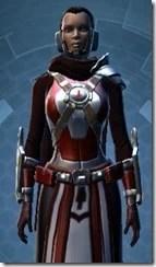 Defiant MK-1 Inquisitor - Female Close