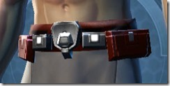 Defiant MK-1 Inquisitor Male Belt