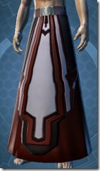 Defiant MK-1 Inquisitor Male Lower Robe