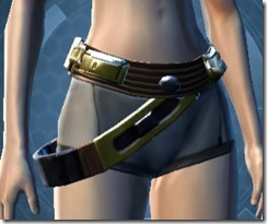 Defiant MK-1 Smuggler Female Belt