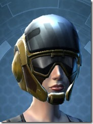 Defiant MK-1 Smuggler Female Headgear