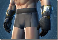 Defiant MK-1 Smuggler Male Gloves