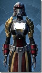 Defiant MK-1 Warrior - Female Close