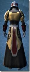 Defiant MK-1 Warrior - Male Back