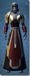 Defiant MK-1 Warrior - Male Front