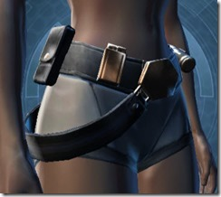 Defiant MK-4 Agent Female Belt