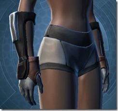 Defiant MK-4 Agent Female Gloves