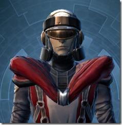 Defiant MK-4 Agent Hides Hood