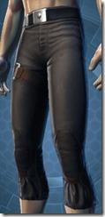 Defiant MK-4 Agent Male Leggings