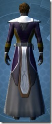 Defiant MK-4 Consular Dyed Back