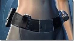 Defiant MK-4 Consular Female Belt