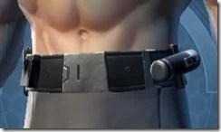 Defiant MK-4 Consular Male Belt