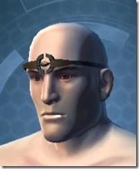Defiant MK-4 Consular Male Headgear