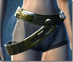 Defiant MK-4 Smuggler Female Belt