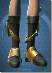 Defiant MK-4 Smuggler Female Boots