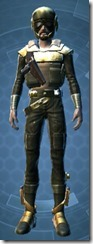 Defiant MK-4 Smuggler - Male Front