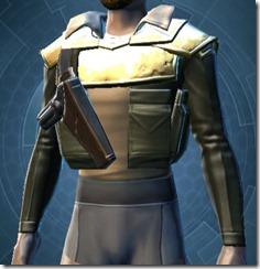 Defiant MK-4 Smuggler Male Jacket