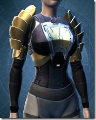 Defiant MK-4 Warrior Female Chestguard