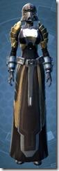 Defiant MK-4 Warrior - Female Front