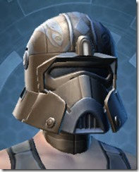 Defiant MK-4 Warrior Female Headgear
