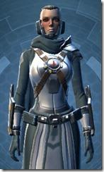 Defiant NK-4 Inquisitor - Female Close
