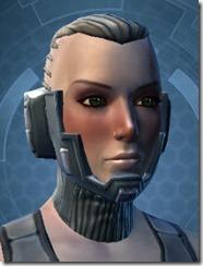 Defiant NK-4 Inquisitor Female Headgear