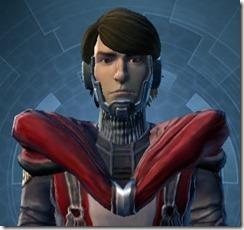 Defiant NK-4 Inquisitor Hides Hood