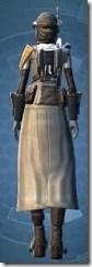 Dune Stalker - Female Back